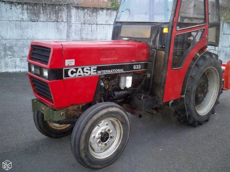Tracteur case 633 Matériel Agricole Charente-Maritime - leboncoin.fr