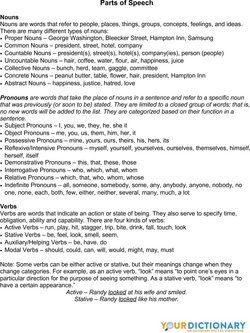 worksheet: Writing Mechanics Worksheets