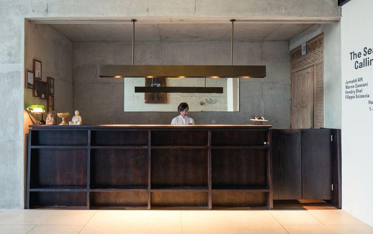 Bisma Eight / FUUR Associates / furniture by ZAPPdesign