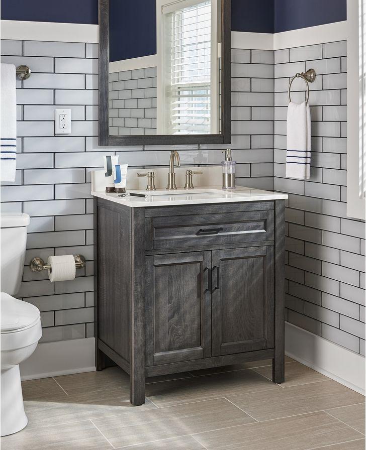 1000 Ideas About Vanity With Mirror On Pinterest Bathroom Vanities Vanities And Bathroom Faucets