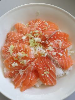 La Cuisine c'est simple: Simple comme un chirashi sushi (ou sushi éparpillé)