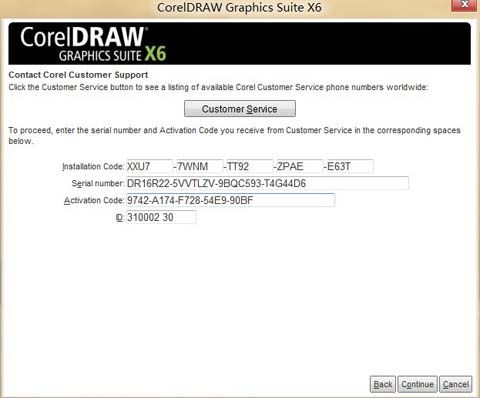 coreldraw graphic suite x6 keygen core