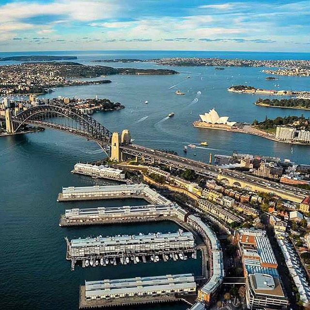 Is that a stunning looking harbour? I think yes!!