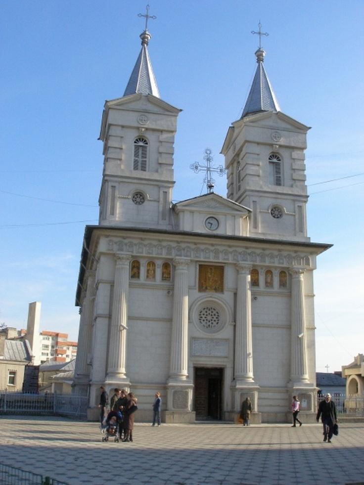 St. Nicholas Church - Bacau, Romania
