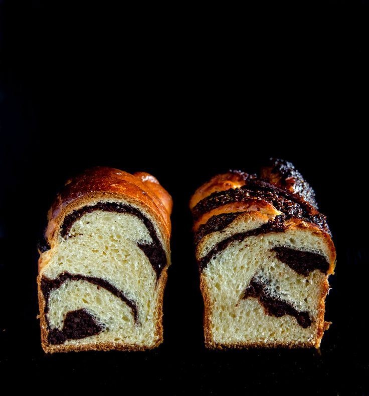 Chocolate Sweet Bread - a mix of Russian babka, French brioche and Estonian krigel.