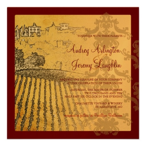 17 Best images about Wine themed party – Italian Themed Party Invitations