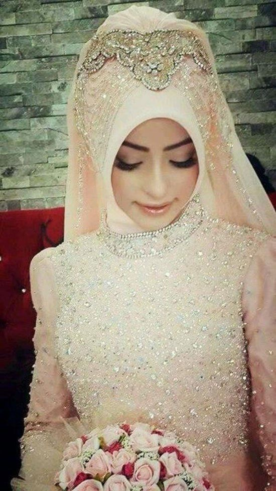 100+ Muslim Wedding Dresses <3 <3 http://www.ultraupdates.com/2014/05/muslim-wedding- dresses/ #Muslim #wedding #Dresses