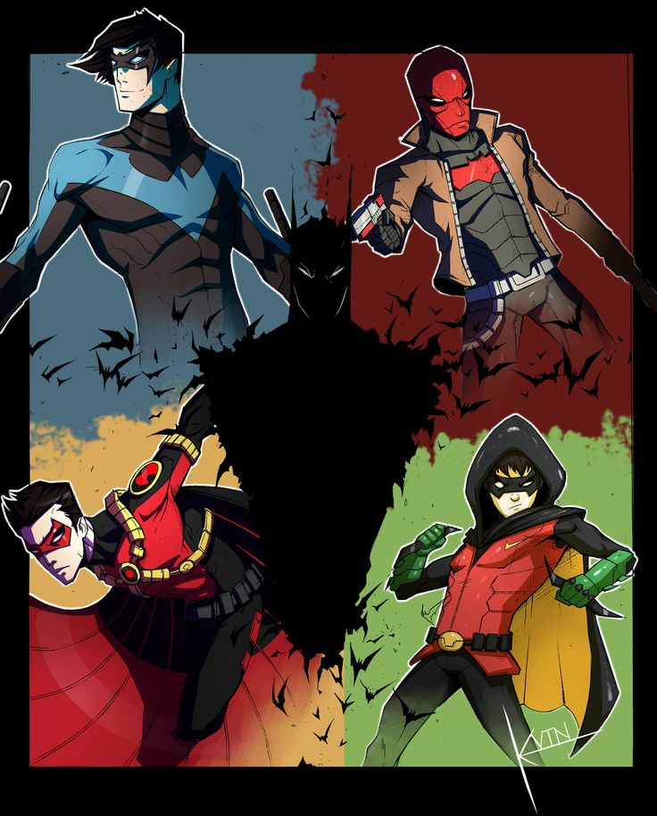 Batman and the Robins