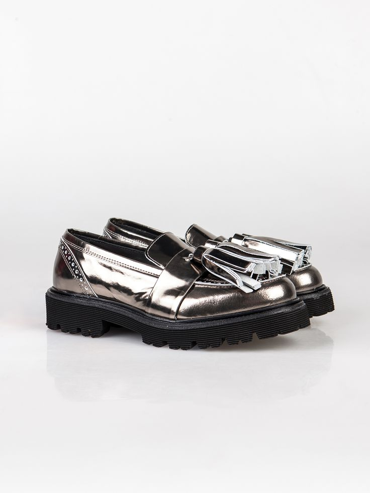 MSGM , Ladies Tassel Kadın Ayakkabı #shopigo#shopigono17#shoponline#womenswear#sneakers#MSGM