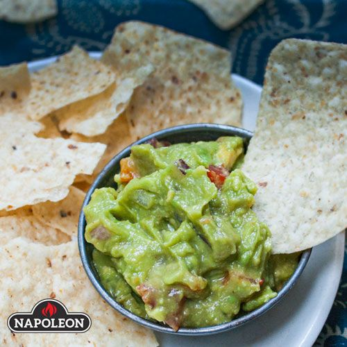 Fully Loaded Guacamole This recipe will get your guac on!