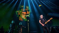 Roger Waters Confronts the Occupation of the Canadian Mind  Rock Musician and Palestinian Rights Advocate Roger Waters discusses his recent concert tour in Canada
