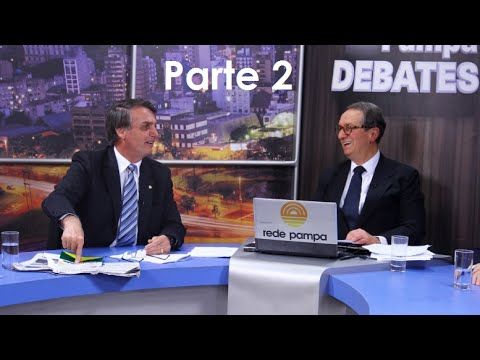 Debate Jair Bolsonaro Rede Pampa 20/08/2015 Parte 2