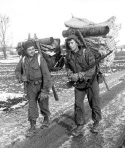 Turkish Soldiers in Korea...