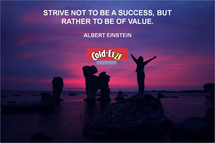 """""""Strive not to be a success, but rather to be of value. –Albert Einstein""""  #MondayMotivation"""