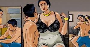 Velamma Kadi 25 Desi: Babu Badmash