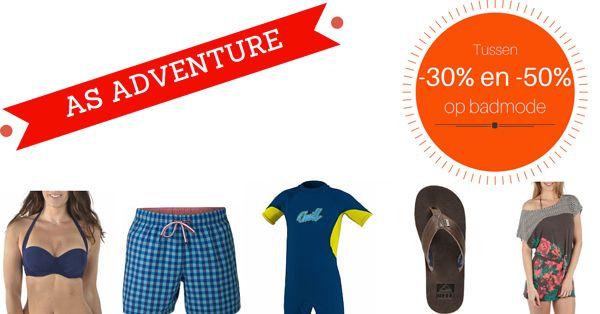 #asadventure #korting #deals #sales #koopjes #badmode #swimwear #zomer #summer #2015 #women #vrouwen #dames #heren #mannen #men #kinderen #kids #zebrastore