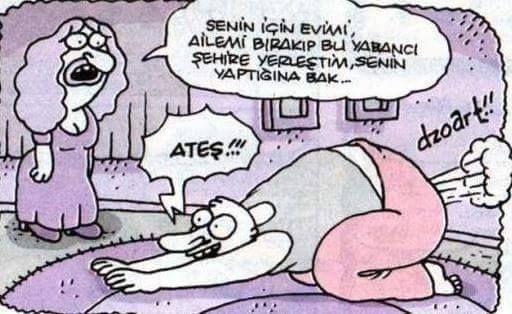 Yiğit Özgür; Aşkın gazı :)