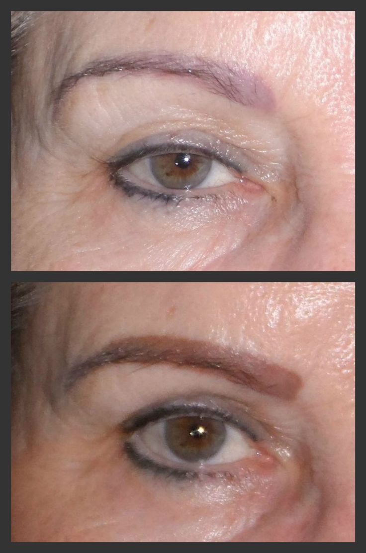 Eyebrow & bottom eyeliner correction. Bookings: 083 692 2207