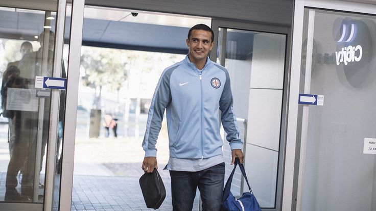 Tim Cahill joins Melbourne City FC