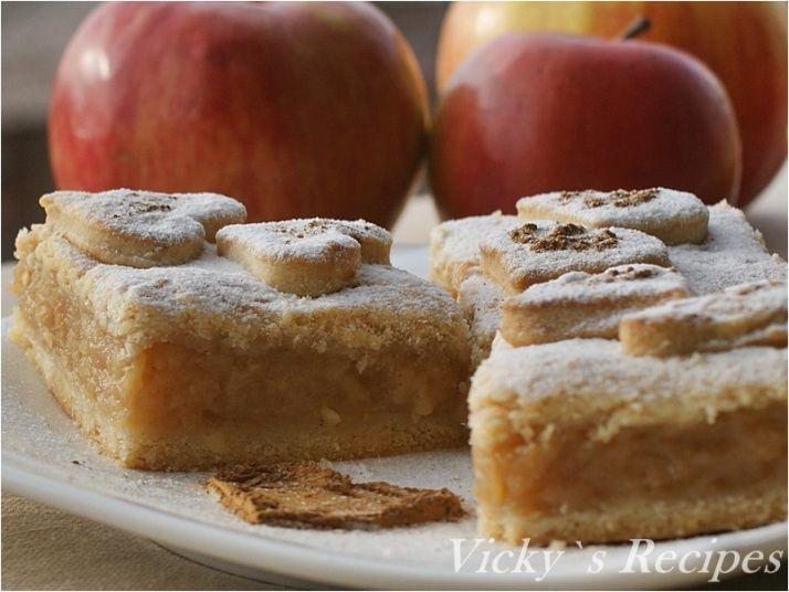 Plăcintă fragedă cu mere