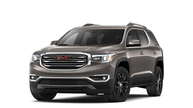 Click To Learn More About The 2019 Gmc Acadia Mid Size Suv Gmc