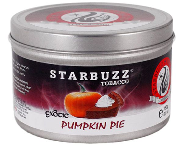 Starbuzz makes a delicious Pumpkin Pie flavor, its not too sweet but it is creamy and full of taste. Grab it from hookah-shisha, and don't pay full price! Use the discount code HOOLIGAN15 to get 15% off your order of $20 or more. =) #hookah #shisha #starbuzz