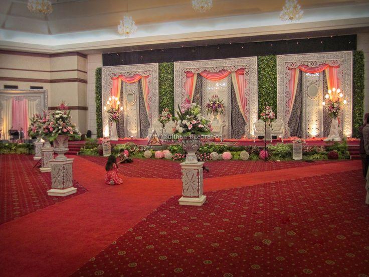 45 best dekorasi pernikahanwedding decor images on pinterest sulthan decoration jakartawedding junglespirit Image collections