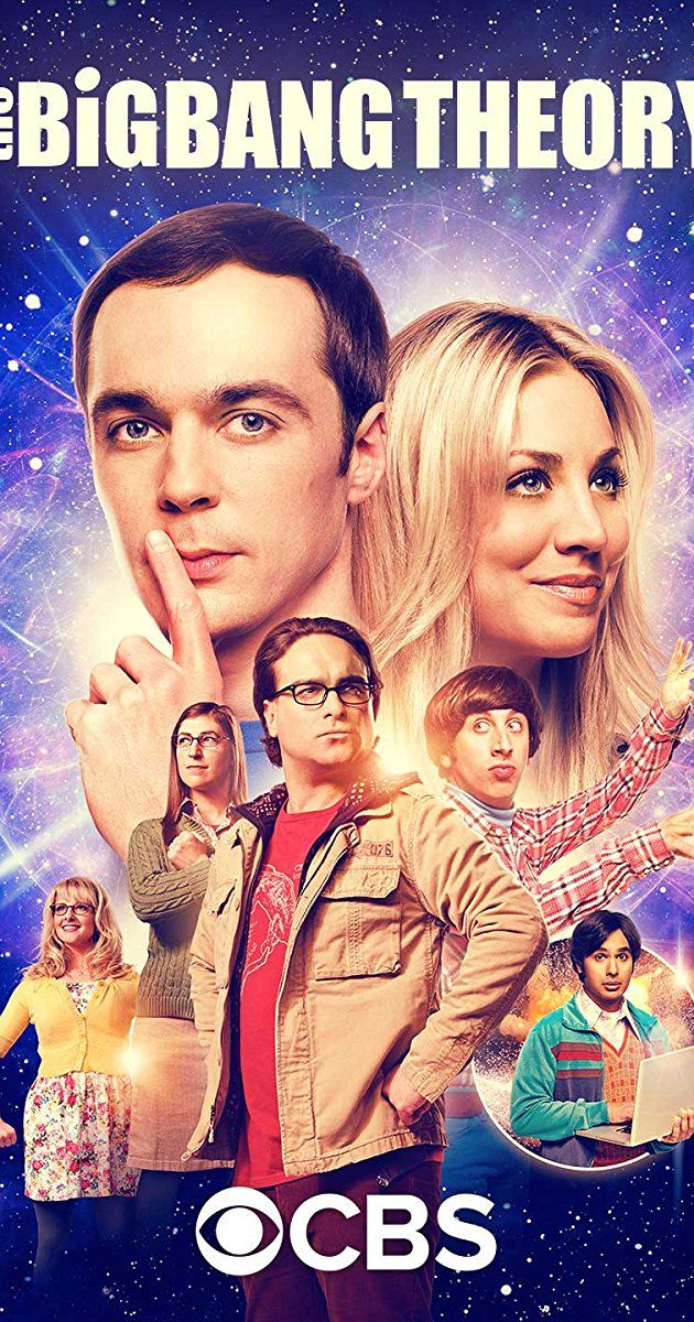 Created by Chuck Lorre, Bill Prady.  With Johnny Galecki, Jim Parsons, Kaley Cuoco, Simon Helberg. A woman who moves into an apartment across the hall from two brilliant but socially awkward physicists shows them how little they know about life outside of the laboratory.