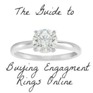 The Guide to Buying Engagment Rings Online