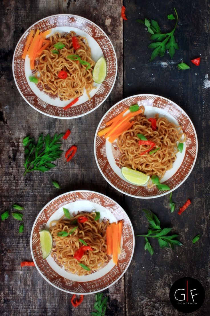 Noodles, it's time to share your lunch with your friends by Good Food Photography