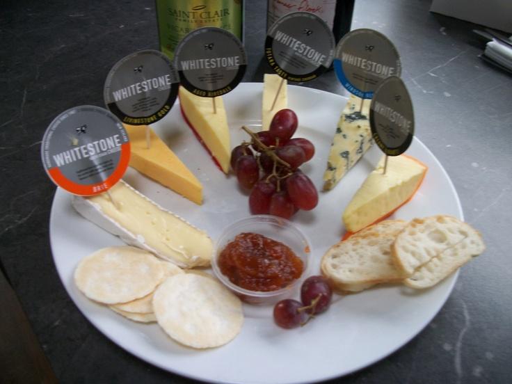 Cheeses from Whitestone