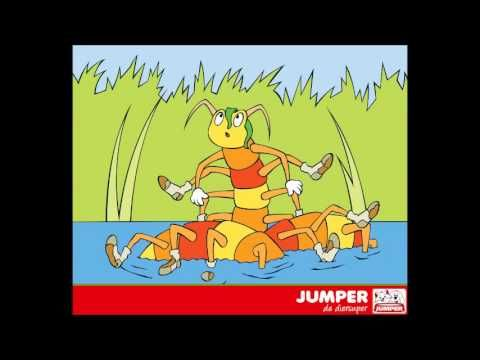 Kinderliedjes Jumper De diersuper - Kinderliedje De moeder van de duizendpoot
