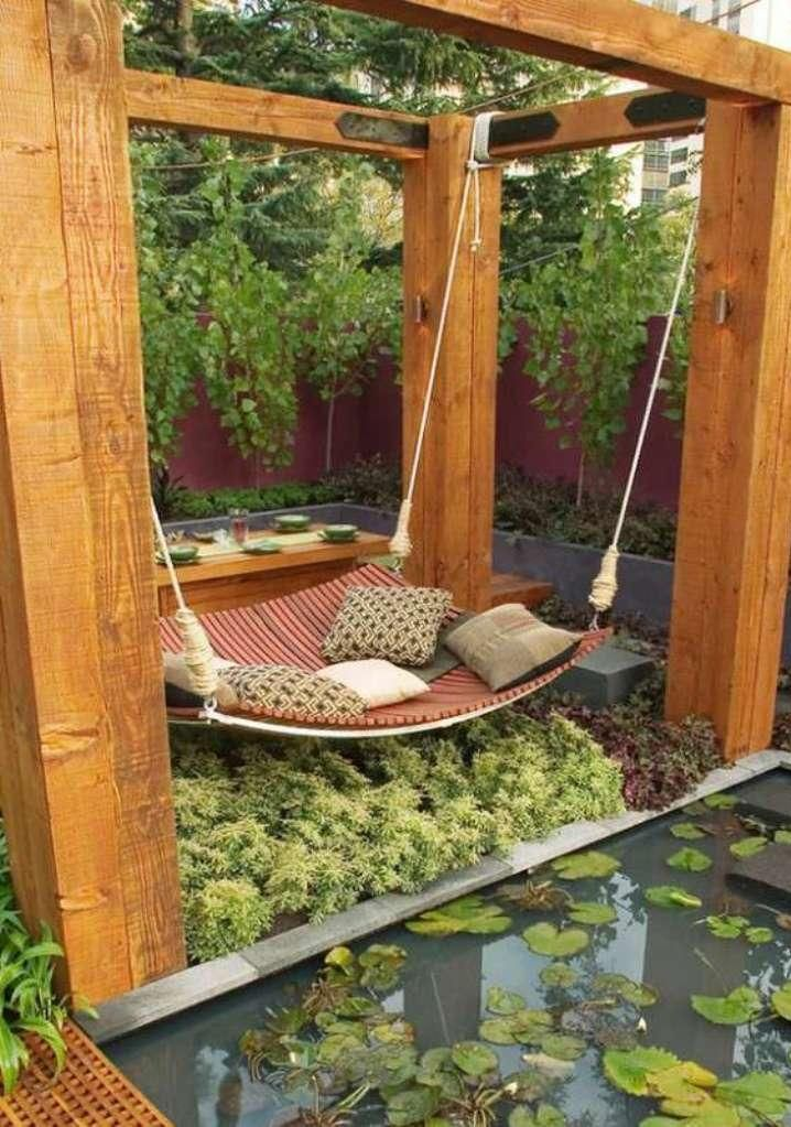 """Are you an outdoor lover and looking for more comfort in more of a relaxed resting place?Checkout """"10 Amazing Outdoor Swing Bed Designs"""". Enjoy!"""
