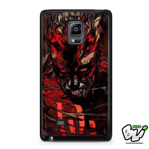 Marvel Spiderman Zombie Samsung Galaxy Note 5 Case