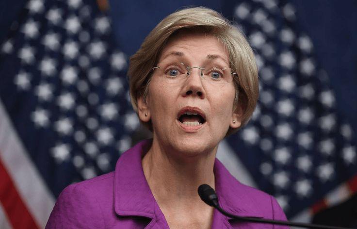 Elizabeth Warren Absolutely Shreds 'Leader of GOP' Donald Trump in Epic Rant  Read more at: http://www.forwardprogressives.com/elizabeth-warren-goes-off-on-epic-rant-following-donald-trump-becoming-face-of-gop/