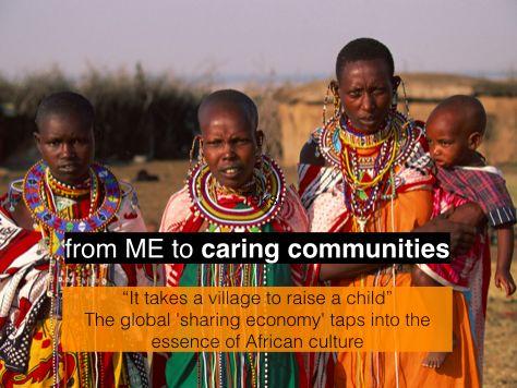 Sharing drives Africa's rising — Medium
