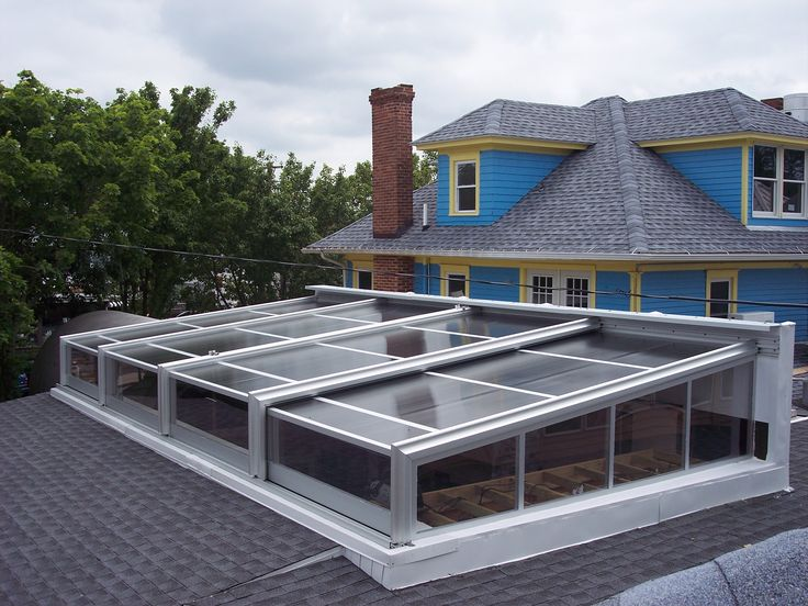 Roll A Coveru0027s Retractable Skylight At Blue Moon In Rehoboth Beach, ...