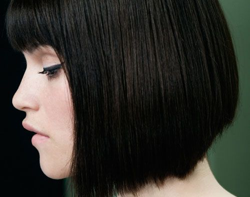 Hair Styles For Short Straight Hair: Best 25+ Short Straight Hairstyles Ideas On Pinterest