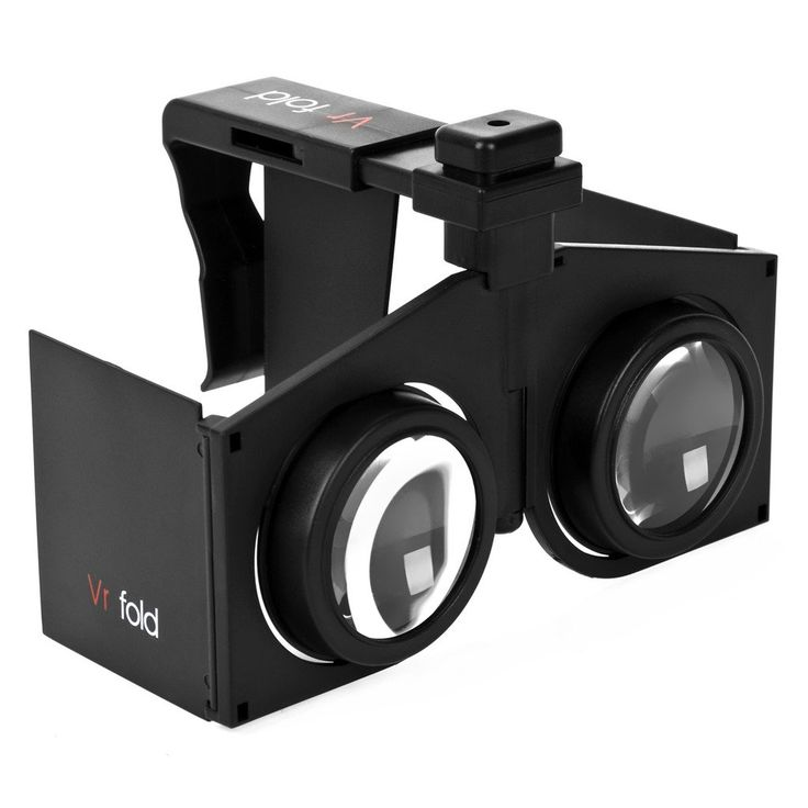 3D VR Glasses, I3C Virtual Reality Glasses Headset Foldable VR Glasses Smartphone VR Glasses 3D Movie Glasses Black. A Smart phone Screen Size: 3.5-6 Inches. Mini Virtual Reality Glasses Foldable VR Glasses Smartphone VR Glasses 3D Movie Glasses. The mini virtual reality glasses can be folded and carried. You can change your smart phone into a mini 3D cinema. It can display 360¡ãpanorama to you with holographic three-dimensional horizon. You can enjoy the feeling of time travel in the...