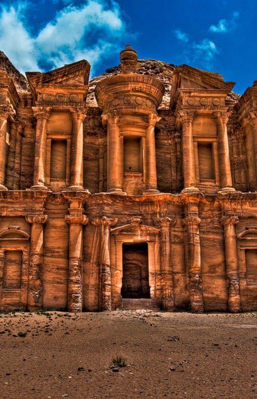 Petra, Jordan - Holidayspots4u
