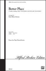 Search better place | Sheet music at JW Pepper