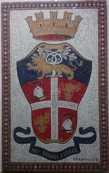 Stemmi - Mosaici Marco Bartuccio