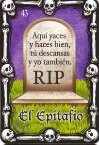43 - El Epitatio