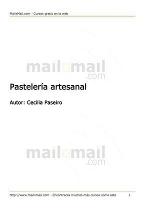 Manual de Pasteleria Artesanal