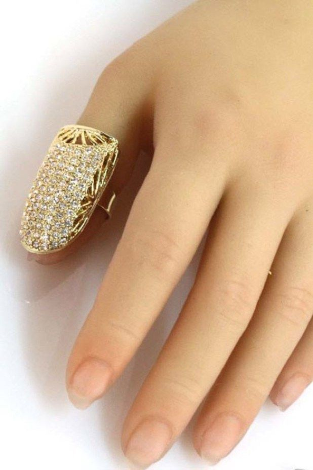 Chinese Culture Wedding Ring Finger