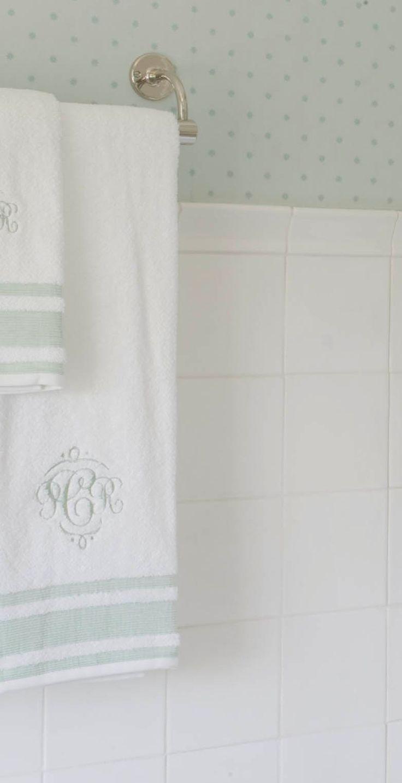 Best Monogram Images On Pinterest Bath Towels Monograms And - Monogrammed bath towels for small bathroom ideas
