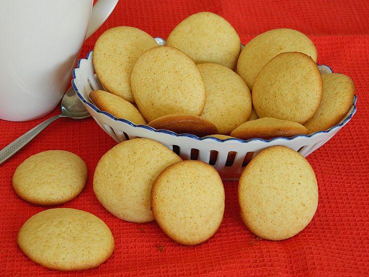 Französische Orangen - Kekse