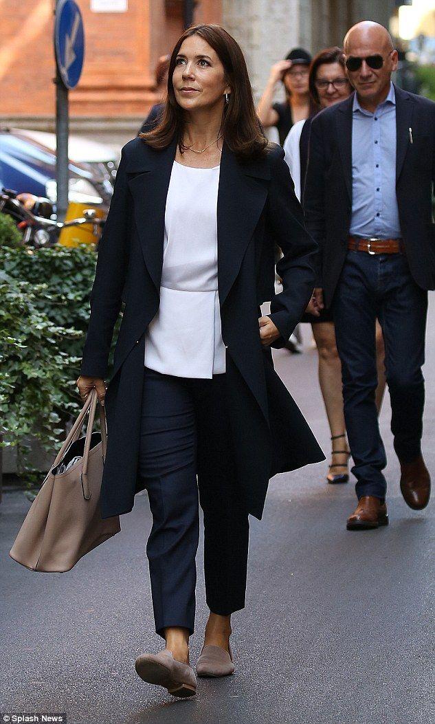 Mary visita a Nueva York el 27 de septiembre al 29, 2015 | Página 4 | Cotilleando - El mejor foro de cotilleos sobre la realeza y los famosos. Felipe y Letizia.