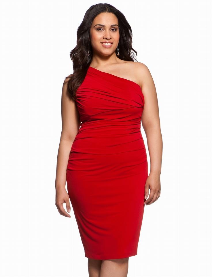 111 best Plus Size {Party Dresses 2012} images on Pinterest