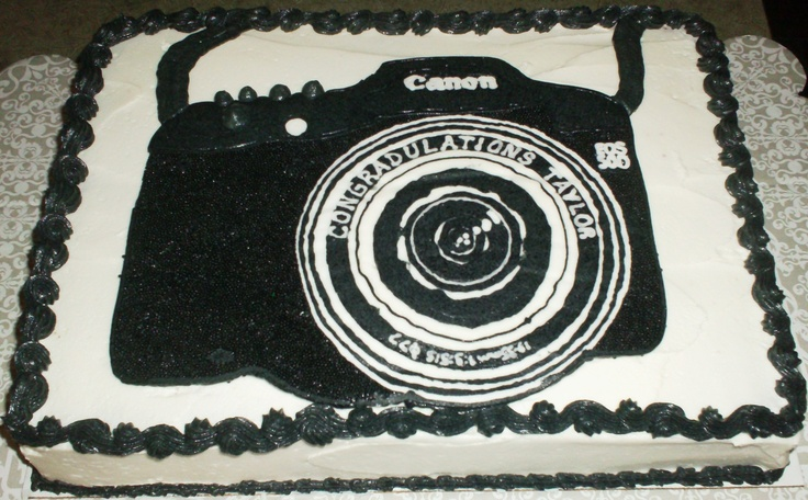 17 Best Images About Camera Cakes On Pinterest Butter